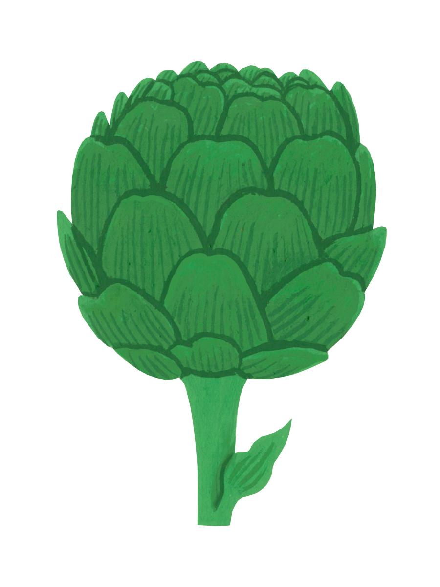 Thumbnail for globe artichoke