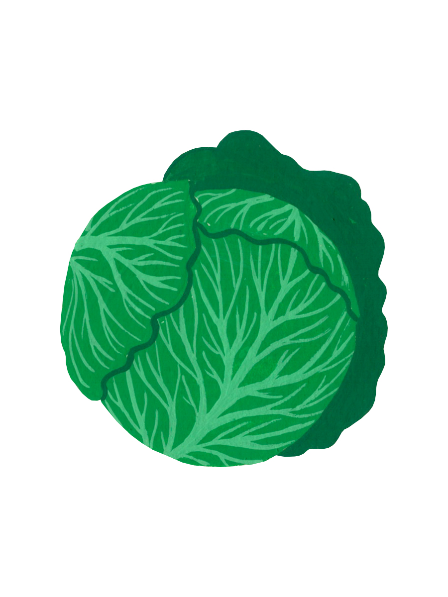 Thumbnail for savoy cabbage